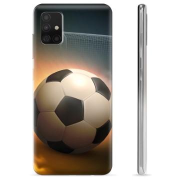 Etui TPU - Samsung Galaxy A51 - Piłka Nożna